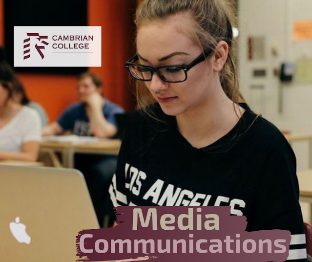 Media Communications - Cambrian College