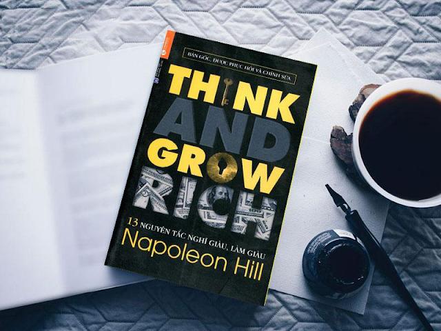 13 Nguyên tắc nghĩ giàu làm giàu – THINK AND GROW RICH thay đổi cuộc sống của bạn   Tải Ebook