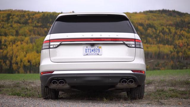 لينكولن أفياتور 2020 ... أفضل سيارة دفع رباعي متوسطة الحجم فاخرة من لينكولن