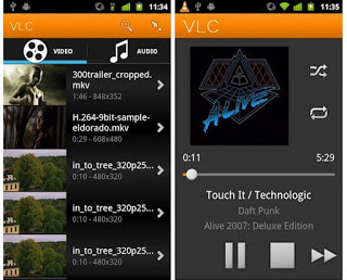 VLC for Android Apk 1.9.3 + Subtitle Video player (All Versions) Terbaru