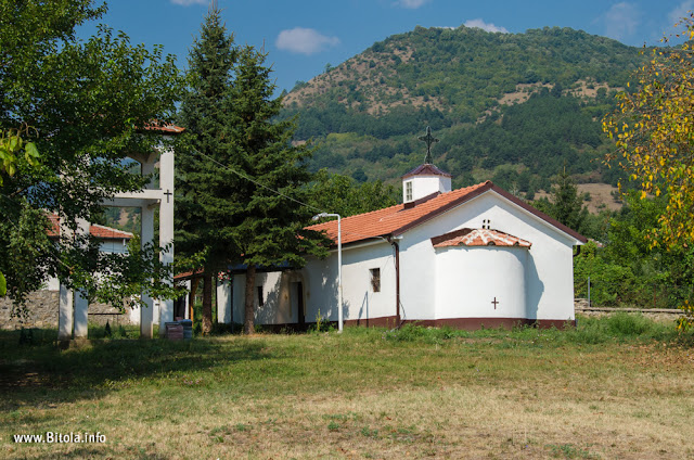 Holy Sunday church, Velushina village, Bitola municipality, Macedonia