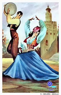 Bolero - Sevilla - Joan Giralt Lerin - Ed. Pablo Dümmatzen