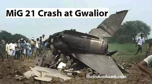 Indian Air Force Group Captain Ashish Gupta Dies In MiG-21 Crash At Gwalior