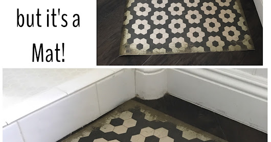 Vintage Vinyl Floors Cloths
