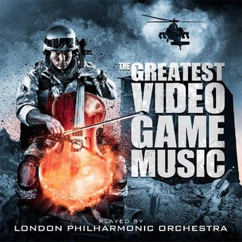 best video game music cover art