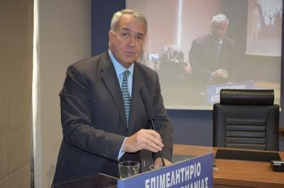 Αγρίνιο :Παρουσία του Υπουργού Μάκη Βορίδη η κοπή της πίτας της ...