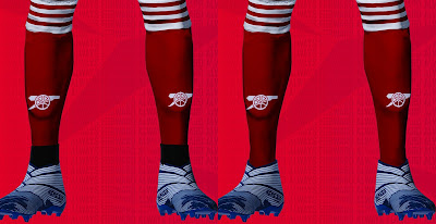 PES 2021/2020 Disable Ankle Tapes by SoulBallZ