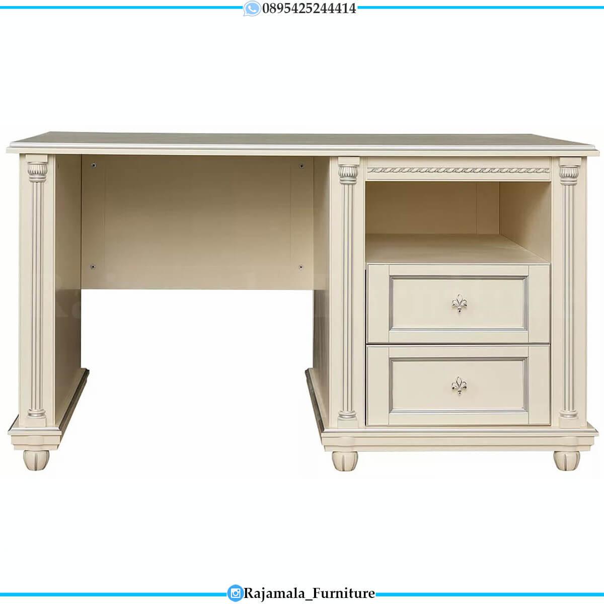 Meja Kerja Mewah Terbaru Luxury Furniture Jepara RM-0573