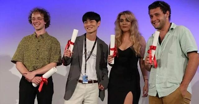 Estudante de Cinema da UFRB conquista premiação no Festival de Cannes