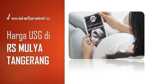 Biaya USG di Rumah Sakit Mulya Tangerang