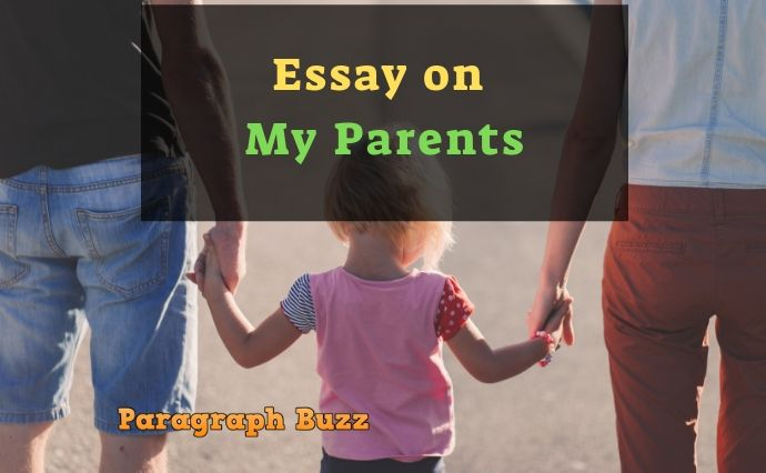 Essay my parents class 2