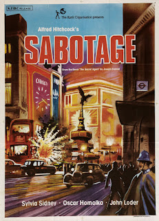 Watch Sabotage (1936) movie free online