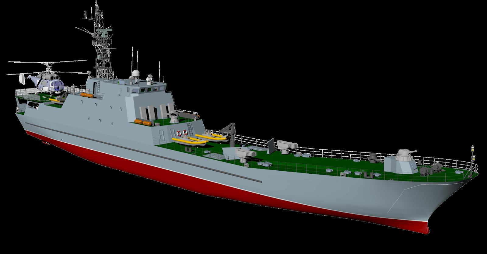 Середній десантний корабель «Саламандра»