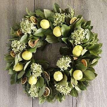The Polohouse Holiday Wreaths