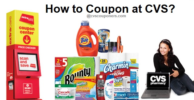 learn How to Coupon at CVS?