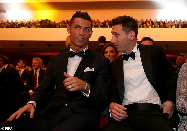 Cristiano Ronaldo: Messi makes me a better player