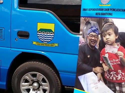 Jadwal Layanan Mobil Mepeling Disdukcapil Kota Bandung Bulan Agustus2017