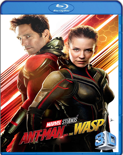 Ant-Man and the Wasp [2018] [BD50] [Latino] [3D]