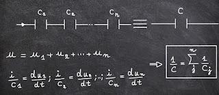 Condensateurs en serie