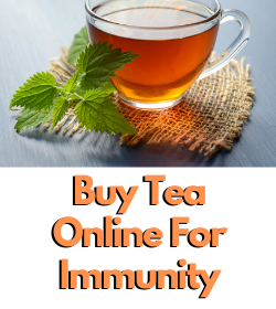Buy Tea Online For Immunity