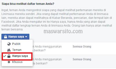 cara menghilangkan tombol add friend facebook