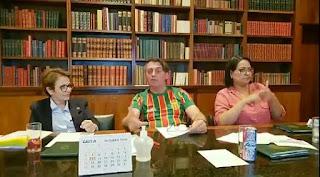 Em vídeo o presidente Bolsonaro faz duras críticas ao governador de São Paulo