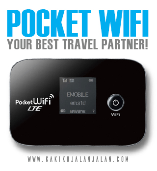 Visondata pocket WiFi