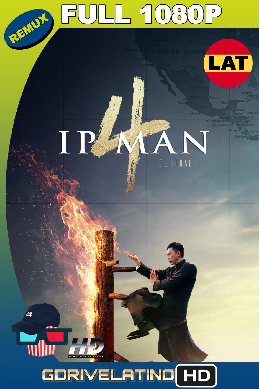 Ip Man 4: El Final (2019) BDRemux FULL 1080p Latino-Ingles MKV