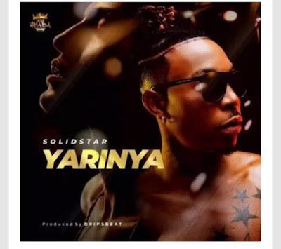[Video] Solidstar – Yarinya