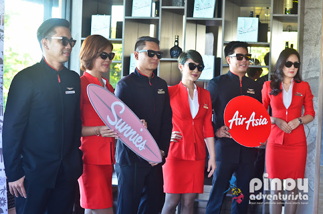 Sunnies Studios Sunglasses and more Travel Essentials are now available On-board Air Asia flights