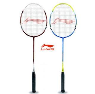 Harga Raket Badminton Lining
