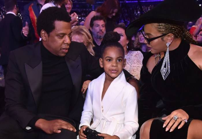 Beyoncé and Jay Z: Blue Ivy's daughter
