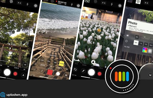 مجانا تحميل تطبيق الكاميرا الاحترافي PROSHOT النسخة المدفوعة  افضل تطبيق تصوير الفوتوغرافي الإحترافي  اخر اصدار 2021