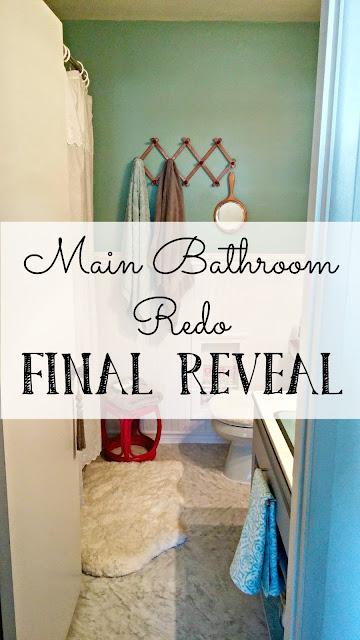 Understated Boho Bathroom