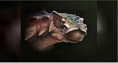 Ανακαλύφθηκε ένας από τους πιο οπλισμένους δεινόσαυρους