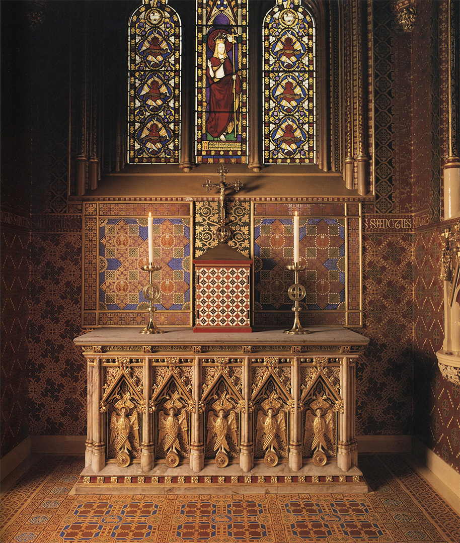 Modern Medievalism The Marvelous Creations Of Pugin And