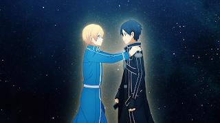 Sword Art Online  Alicization Ep 24 My Hero