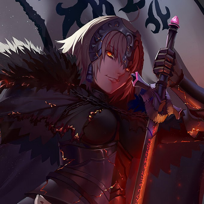 Animated Wallpaper Fate Alter Jeanne d'Arc