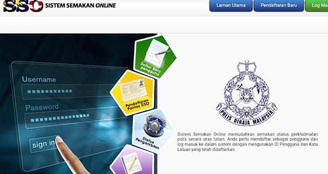 Semakan Permohonan PDRM 2021 (Status Pengambilan) Online