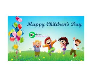 Happy Children's Day Whatsapp Status Video