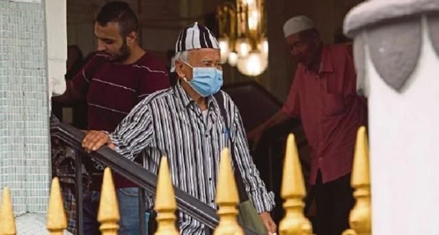 Di Singapura, Jemaah yang Mau Shalat Jumat Wajib Daftar Online