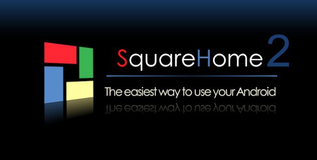 Download Launcher SquareHome 2 Pro Apk