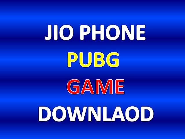 Jio-Phone-Pubg-Game-Download