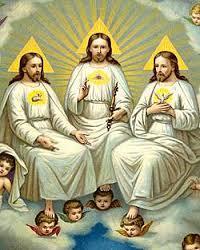 Bapa, Putra dan Roh Kudus