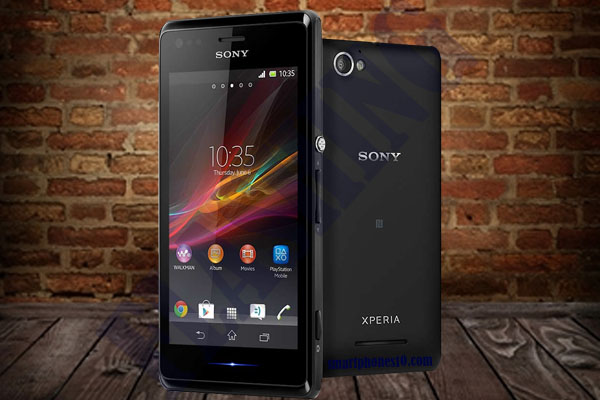 Cara Flashing Sony Xperia M C1905 Terbaru via Flashtool