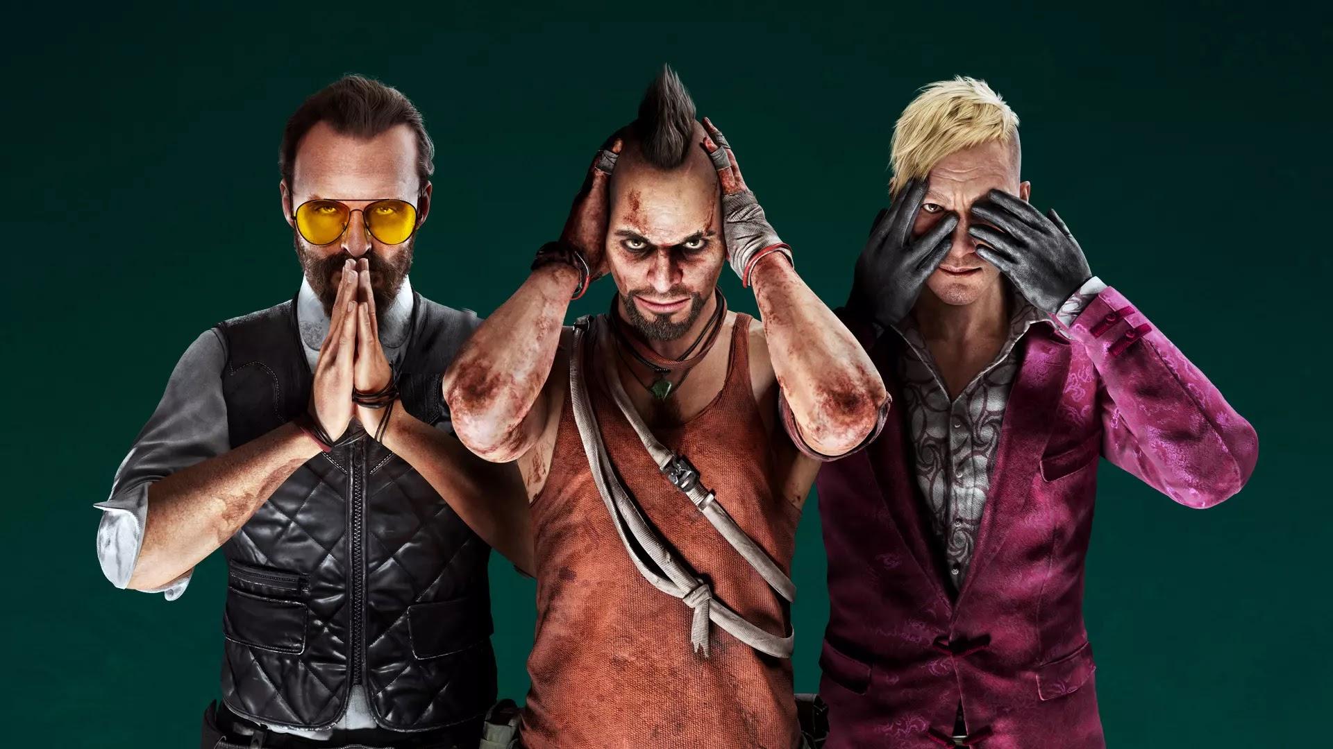 Far Cry 6 - Ubisoft Forward 2021