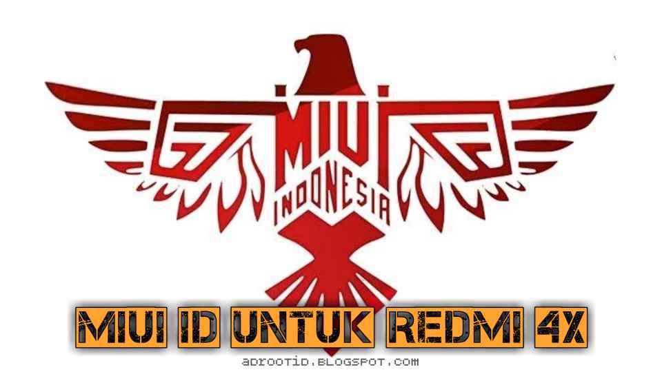 Rom MIUI ID Redmi 4X Terbaru