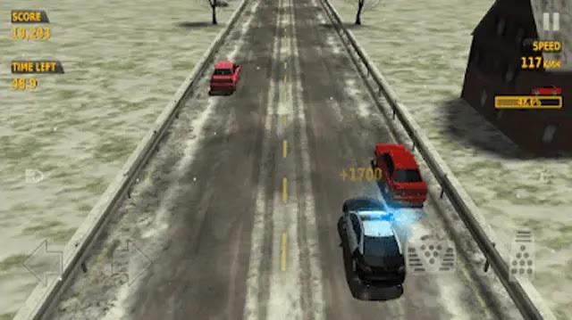 تنزيل لعبة traffic racer مهكرة