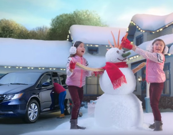 Honda Christmas Commercial 2019 TV Advert Song 2019   Commercial Song: 2016 Honda Odyssey SE