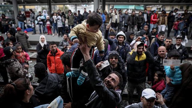 Κροατία: Αστυνομικοί άνοιξαν πυρ εναντίον λαθρομεταναστών